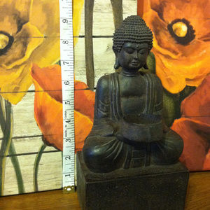 Other - Buddha Statue with Tealight holder .